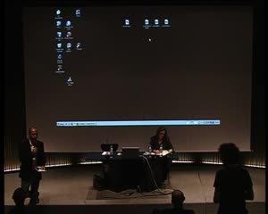 Aura i temporalitat: la insistència de l'arxiu [Enregistrament audiovisual activitat]
