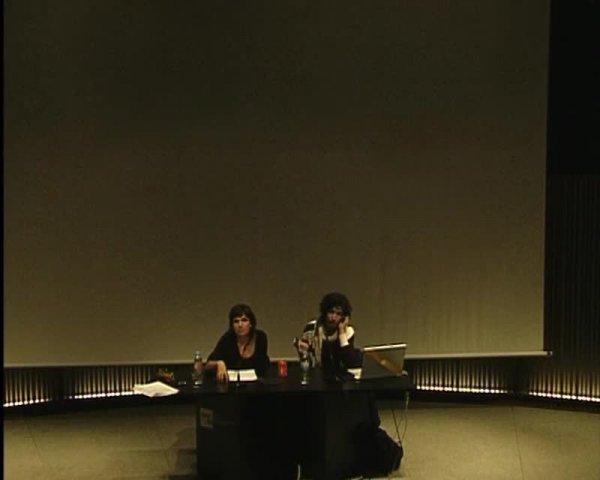 Soledad Gutiérrez conversa amb Natascha Sadr Haghighian -- Per què i com faig el que faig? Els artistes parlen [Enregistrament audiovisual activitat]