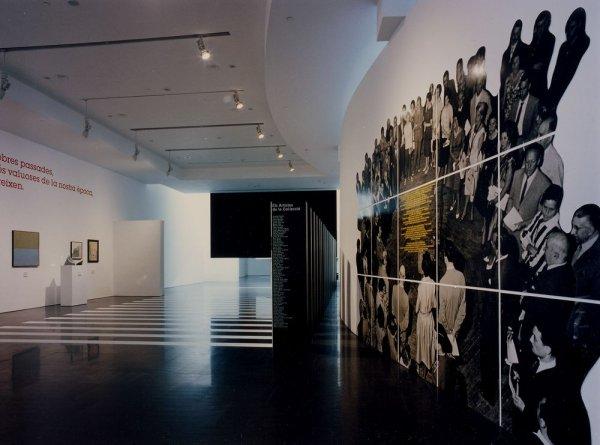 El Museu d'Art contemporani de Barcelona. 1960 - 1963 [Reportatge fotogràfic exposició]