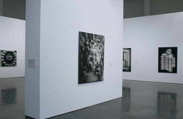 Raymond Hains [Reportatge fotogràfic exposició]