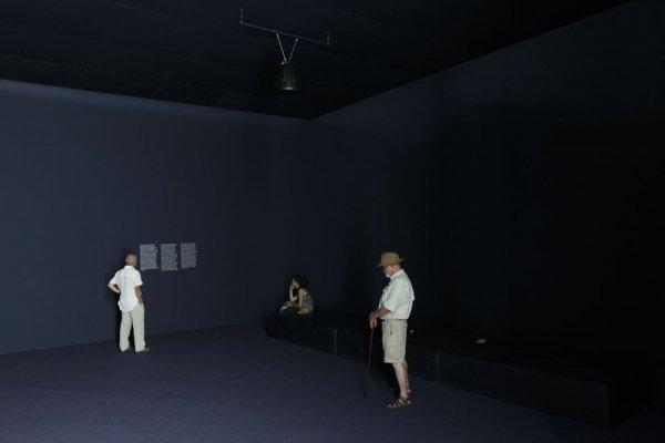 Col·lecció MACBA. Le Corbusier i Jean Genet al Raval / Gordon Matta-Clark. Portfoli Office Baroque / Roberto Rossellini. Filmant Beaubourg [Reportatge fotogràfic exposició]