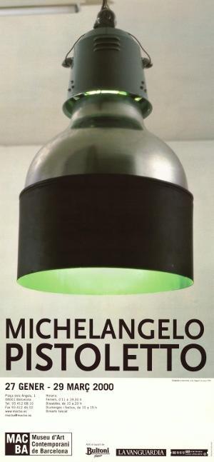 Michelangelo Pistoletto [Cartell]