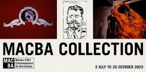 Col·lecció MACBA [Invitació]