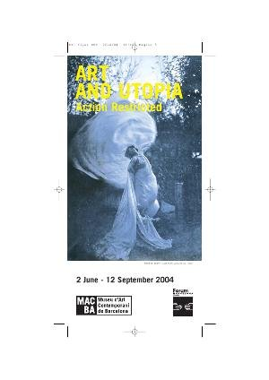 Art and Utopia. Limite Action [Flyer]
