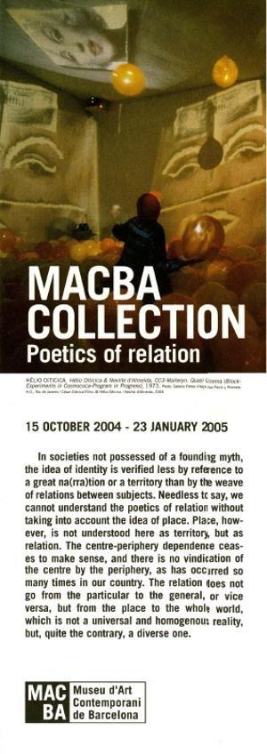 MACBA Collection [Full de mà]