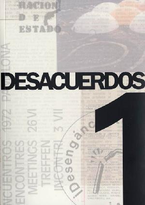 Desacuerdos 1. Sobre arte, políticas y esfera pública en el Estado español [Publicació]