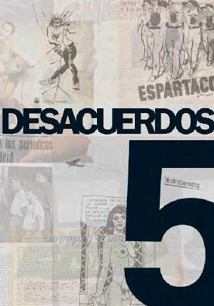 Desacuerdos 5. Sobre arte, políticas y esfera pública en el Estado español. Cultura popular [Publicació]
