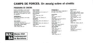 Camps de forces [Flyer]
