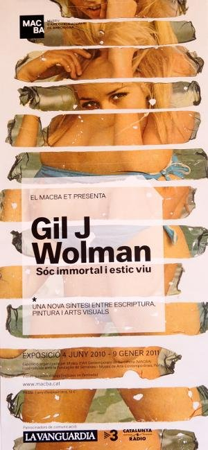 Gil J Wolman. I am immortal and alive [Cartell]