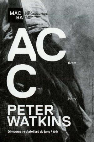 Peter Watkins [Flyer]
