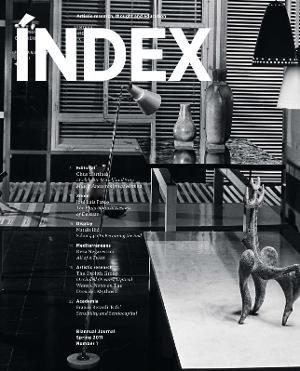 ÍNDEX number 1 [Publicació]