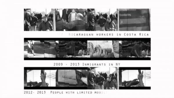 """Presentació """"Antoni Abad. Megafone.net/2004-2014"""" pel Mobile World Congress [Enregistrament audiovisual promocional]"""