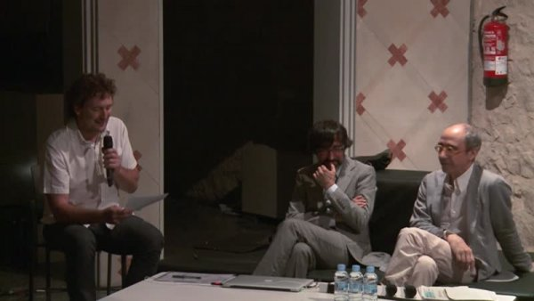 Del monument al nonument. Una conversa entre Josep Bohigas, Juan José Lahuerta i Francesc Muñoz [Enregistrament audiovisual activitat]