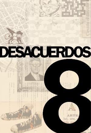Desacuerdos 8. Sobre arte, políticas y esfera pública en el Estado español. Crítica [Publicació]