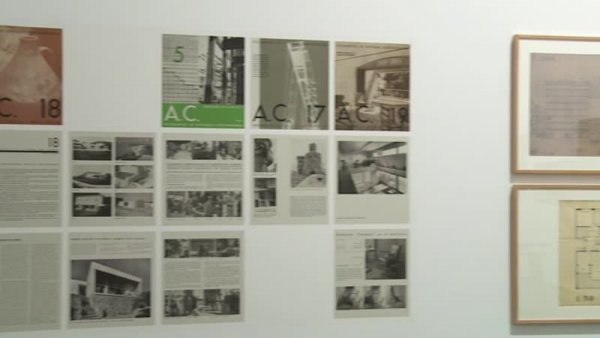 Motor de modernitat. Grup R. Arquitectura, art i disseny [Enregistrament audiovisual exposició]