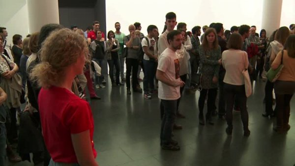 Bats & Clubs. A partir de Coriolà de William Shakespeare. MACBA es viu [Enregistrament audiovisual activitat]