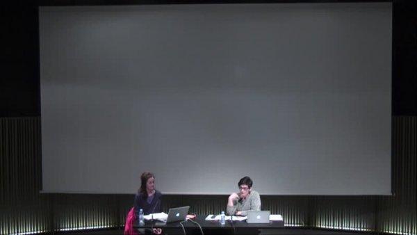 Aquí comença la nostra història: Eulàlia Valldosera i Nuria Enguita Mayo [Enregistrament audiovisual activitat]
