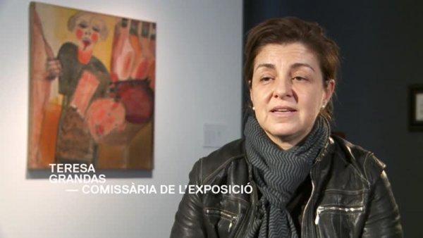 La passió segons Carol Rama [Enregistrament audiovisual exposició]