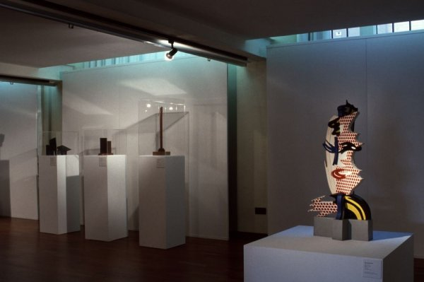 El MACBA a… Sant Boi de Llobregat [Reportatge fotogràfic exposició itinerant de la Col·lecció]