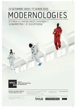 Modernologies. Artistes contemporanis investiguen la modernitat i el modernisme [Opi]