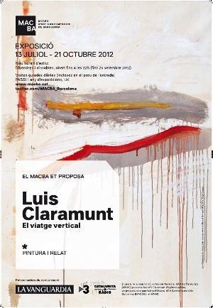 Luis Claramunt. El viatge vertical [Opi]