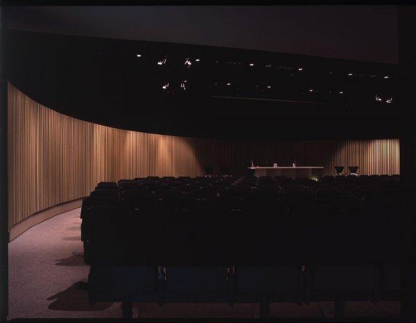 Auditori -- Edifici MACBA [Reportatge fotogràfic espais MACBA]