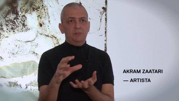 Akram Zaatari. Contra la fotografia. Història anotada de l'Arab Image Foundation [Enregistrament audiovisual exposició]