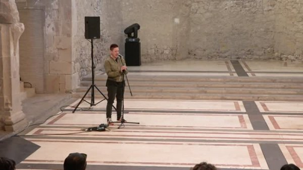 Irrintzi Repetitio (2007) | Togethering (2014) -- Idiorítmies. Programa de performances, música, poesia, laboratori i text [Enregistrament audiovisual activitat]