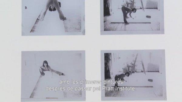 Rosemarie Castoro. Enfocar a l'infinit [Enregistrament audiovisual exposició]