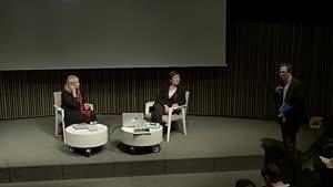 Biennals i exposicions temporals. Verí o cura en l'art contemporani?. Conversa entre Griselda Pollock i Rosa Martínez [Enregistrament audiovisual activitat]