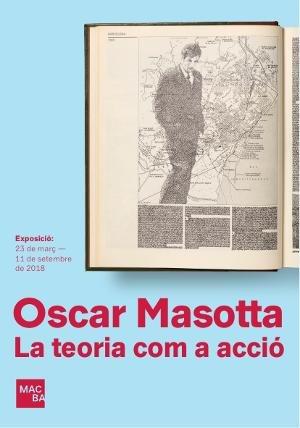 Oscar Masotta. La teoria com a acció [Postal]