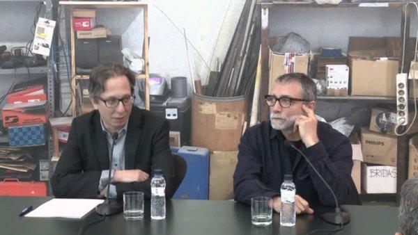 Jaume Plensa [Enregistrament audiovisual roda de premsa]