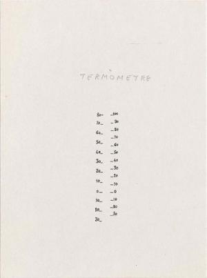 Termòmetre