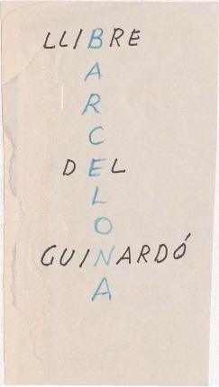 [Poemes visuals, una prosa sobre els primers poemes objecte de Joan Brossa, títols diversos i provatures per a concebre una sextina]