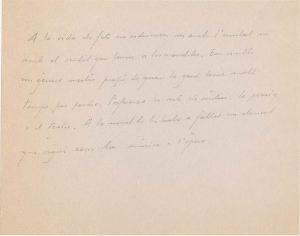 [Un text en prosa i una carta circular de l'Ajuntament de Barcelona]