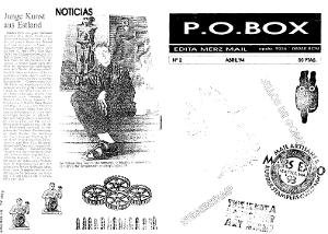 P.O.Box [núm. 2]