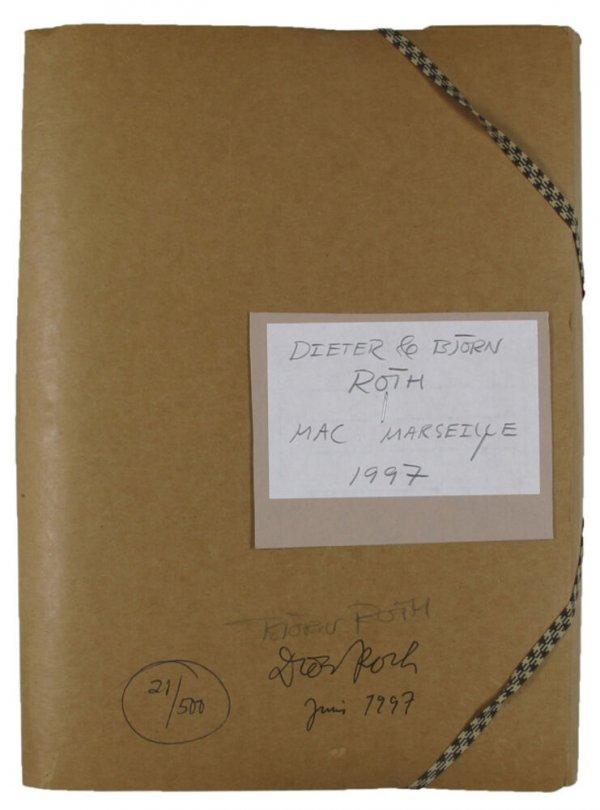 Dieter & Björn Roth  MAC Marseille 1997