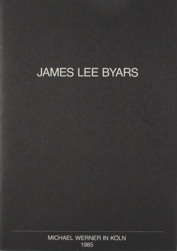 James Lee Byars