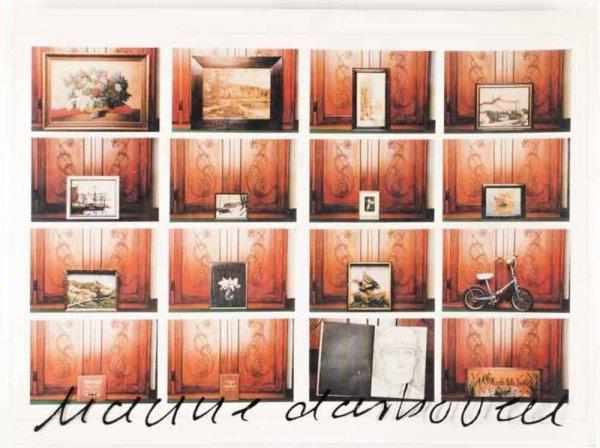 """""""Histoire de la culture"""" 1980/1983, """"24 Chants"""" / Hanne Darboven"""