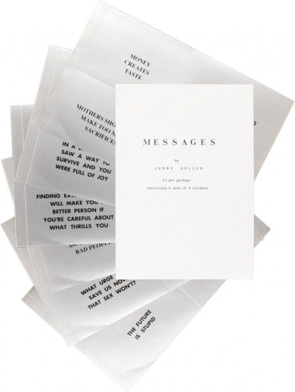 Messages / by Jenny Holzer