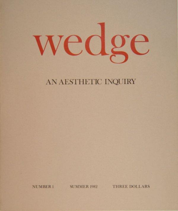 Wedge [núm. 1]