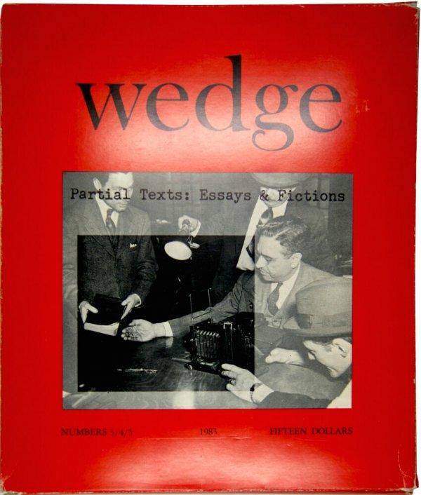 Wedge [núm. 3/4/5]