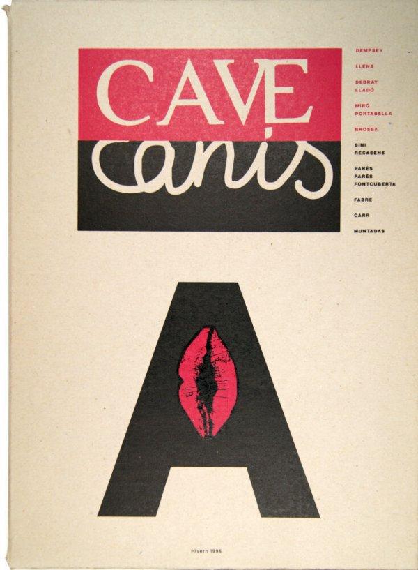 Cave canis : butlletí intern de l'A.C.T. Invisible [núm. 2]