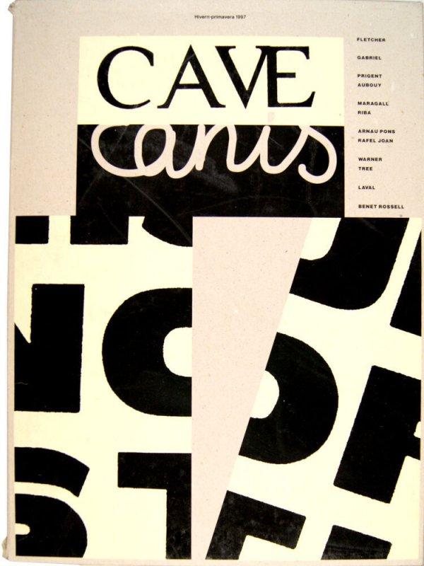 Cave canis : butlletí intern de l'A.C.T. Invisible [núm. 5]