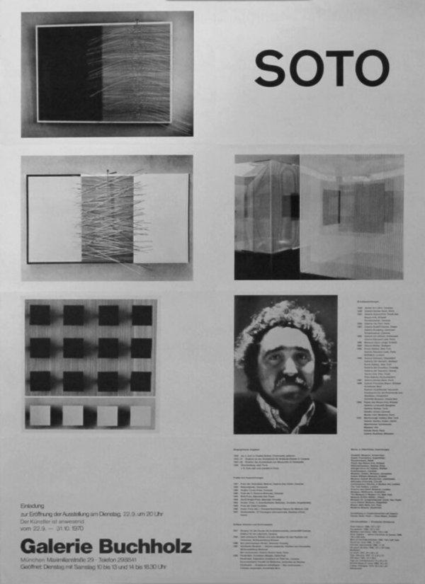 Soto : Galerie Buchholz