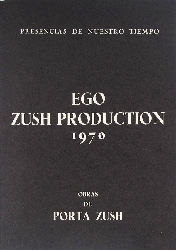 Ego : Zush Production : 1970