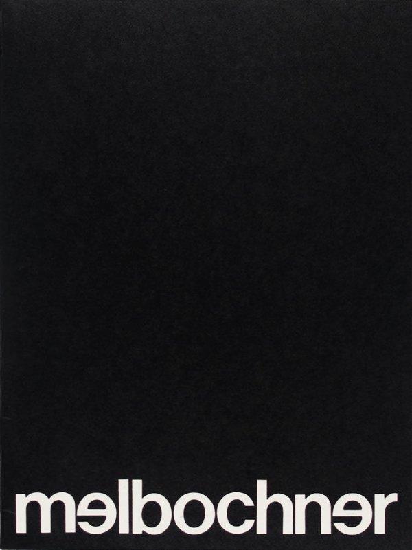 Mel Bochner : Centro de Arte y Comunicación, abril 1972