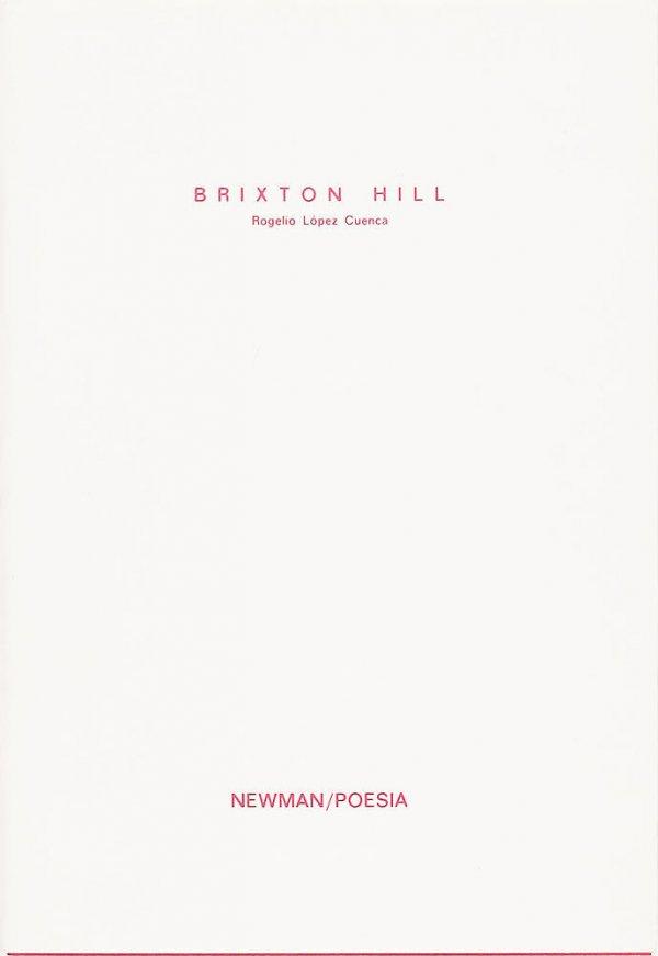 Brixton Hill / Rogelio López Cuenca