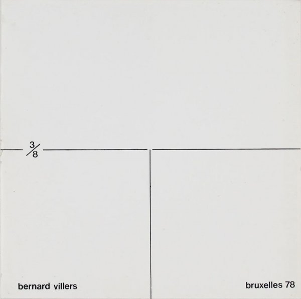 3/8 / Bernard Villers