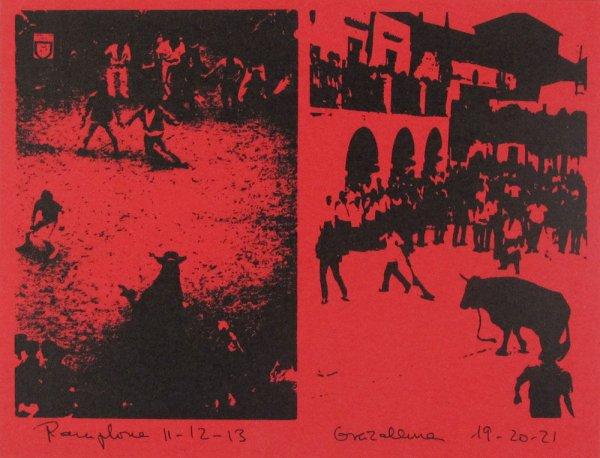 Pamplona 11-12-13 Grazalema 19-20-21